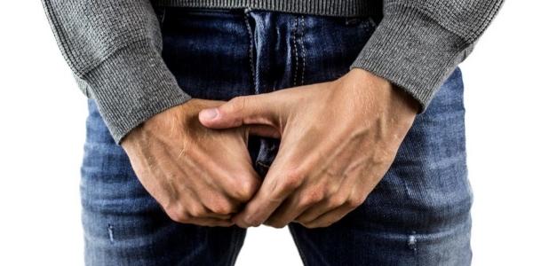 prostata objawy u chorego mężczyzny